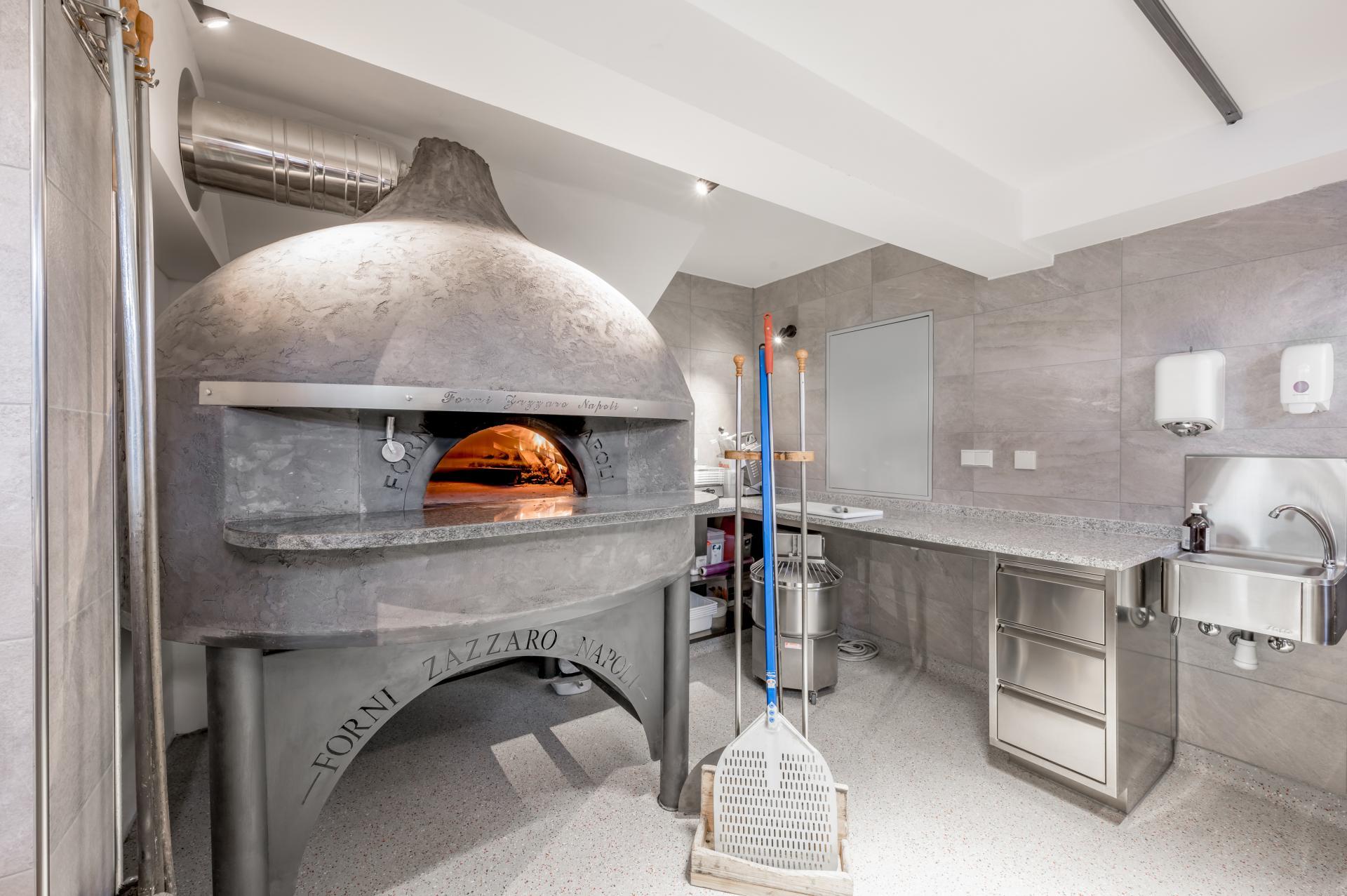 Restaurant-Appartements #Restaurant#Gelateria - Prendi Pizza#Bildergalerie