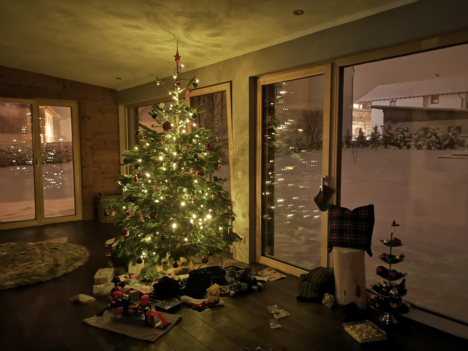 Ferienwohnungen Haus Almrausch #Bildergalerie#Winter