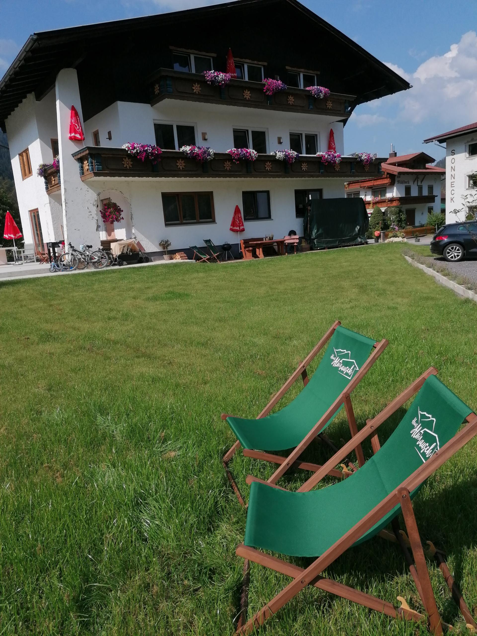 Ferienwohnungen Haus Almrausch #Bildergalerie