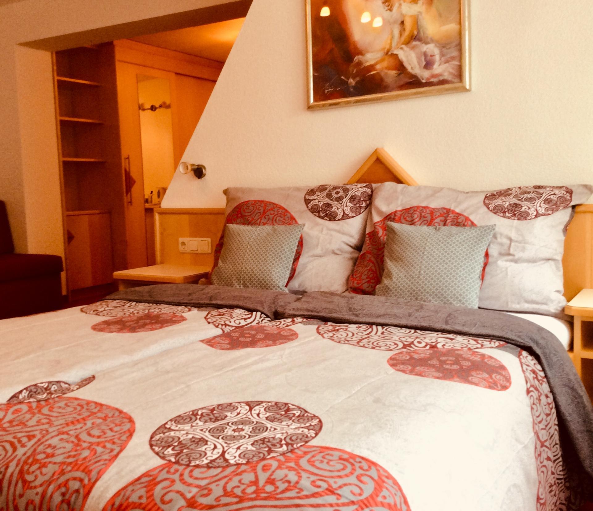 Komfortzimmer mit Terrasse 2-3