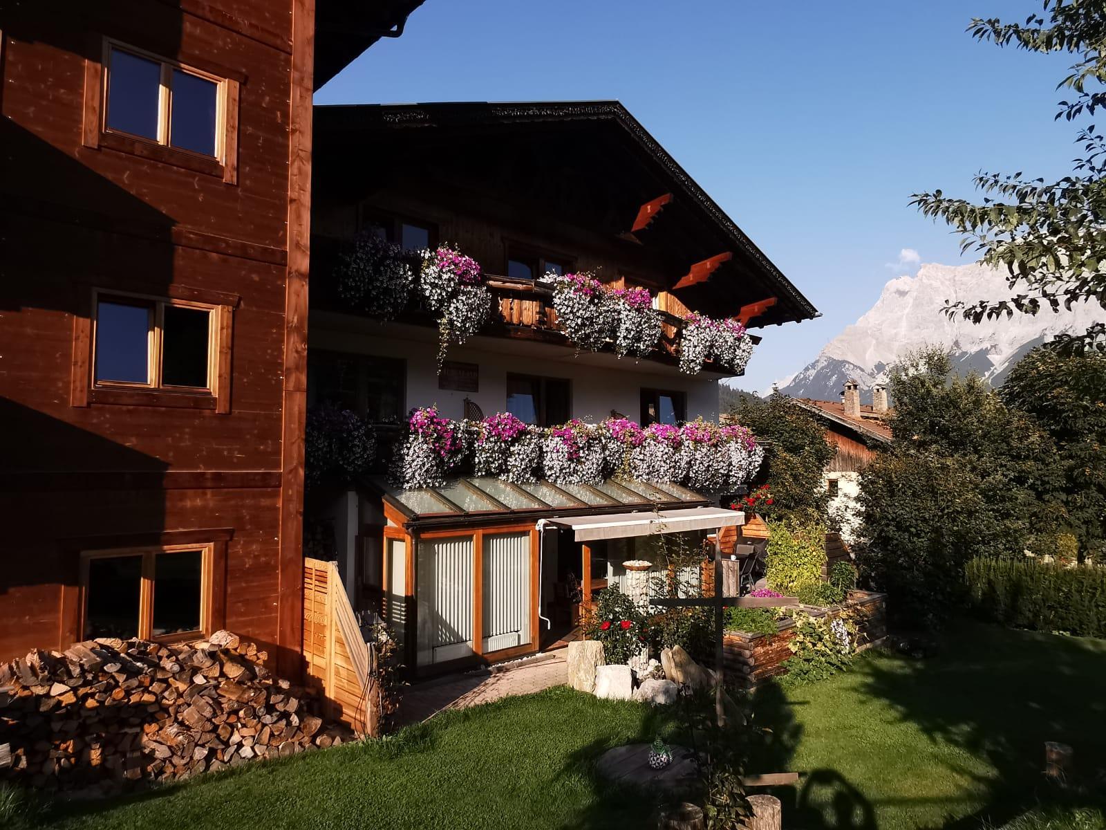 Appartement Alpenland #Willkommen#Bildergalerie#Buchen