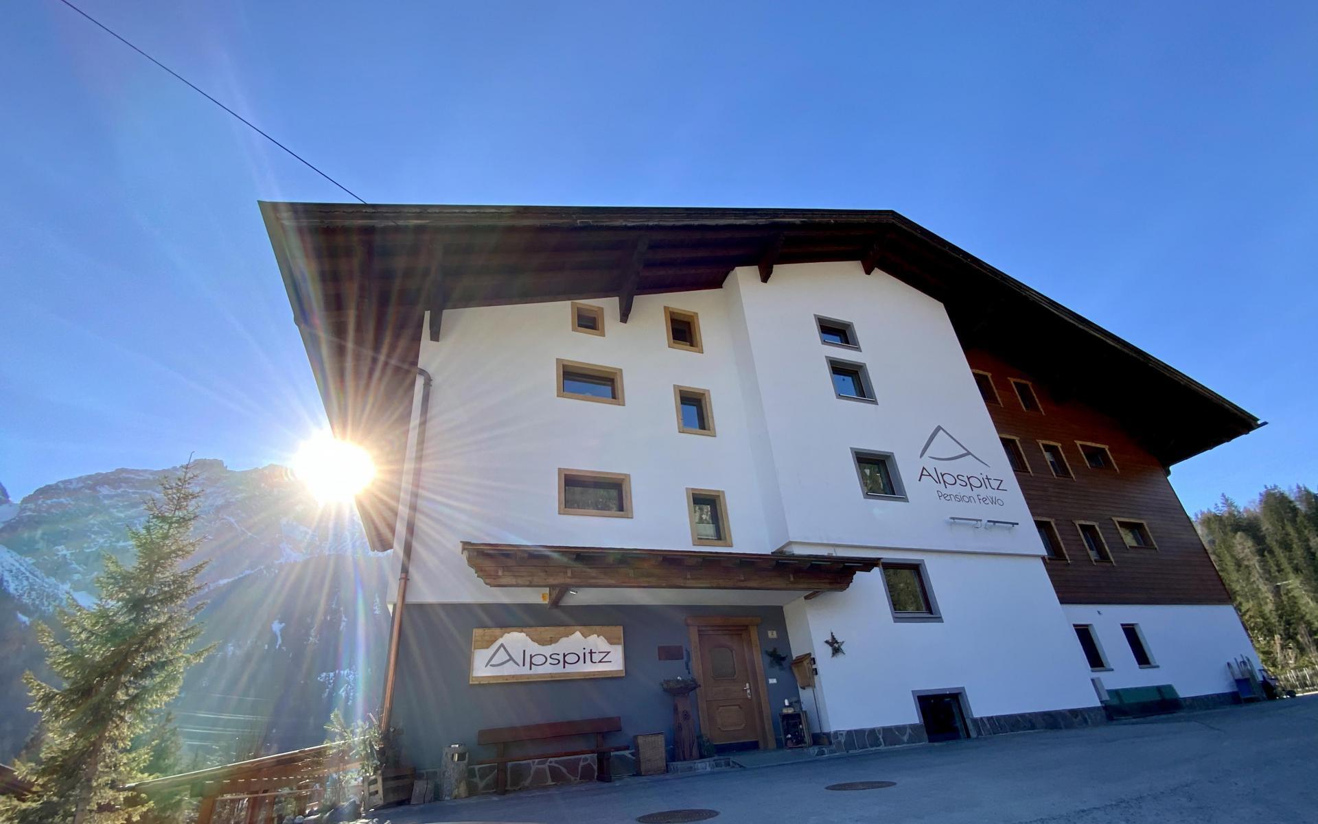 Alpspitz #Willkommen#Bildergalerie#Anreise