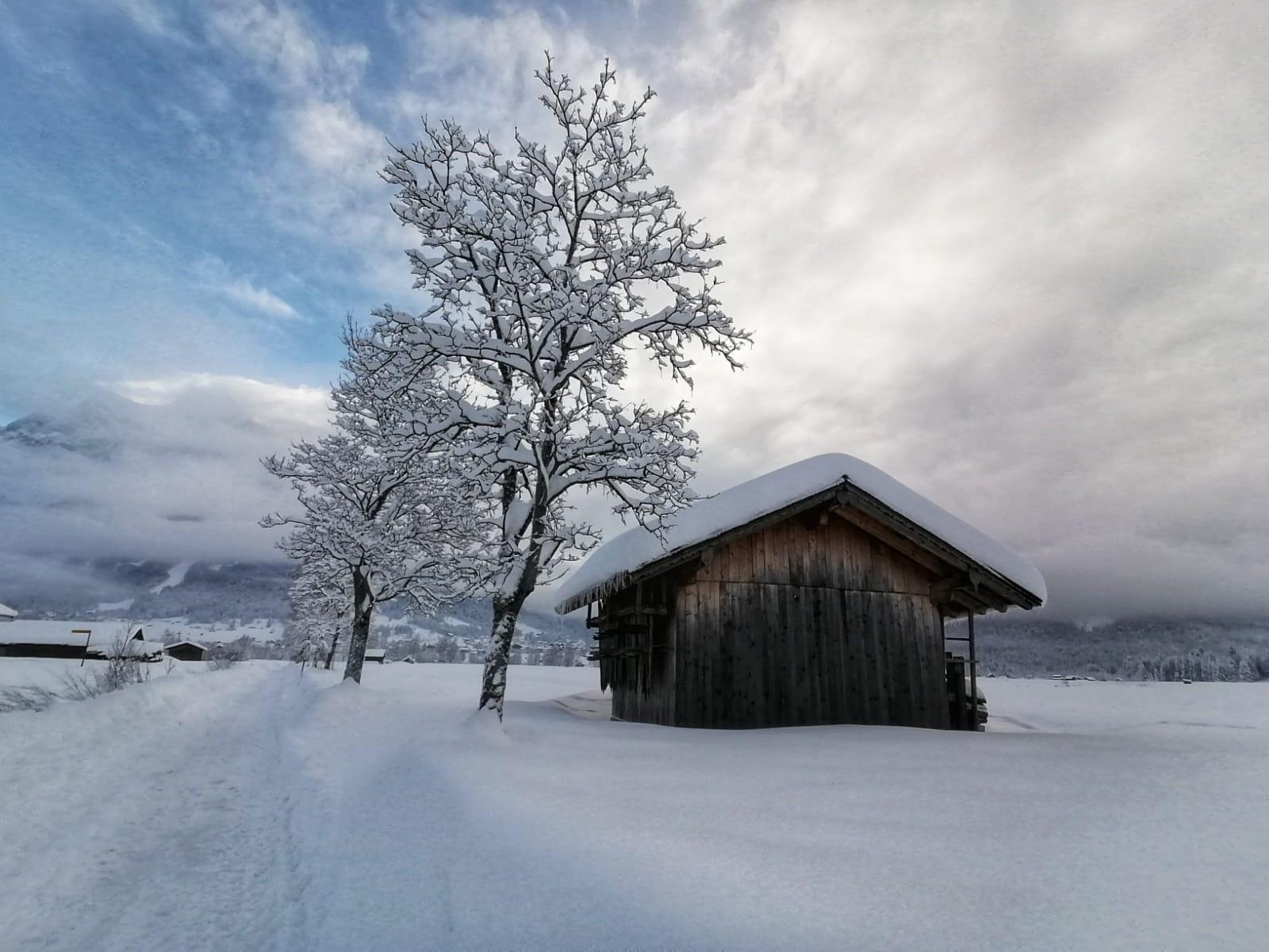 Alpspitz #Region#Winter