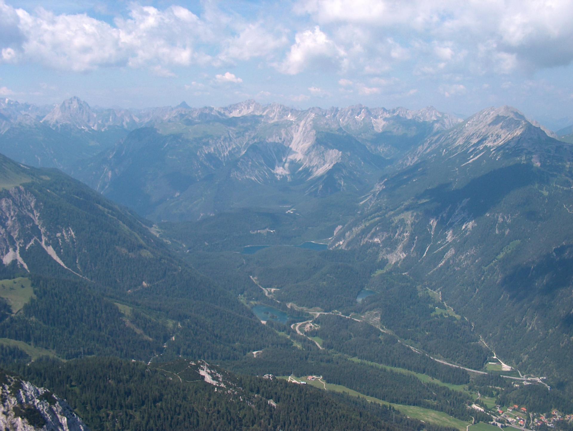 Alpspitz #Region#Sommer