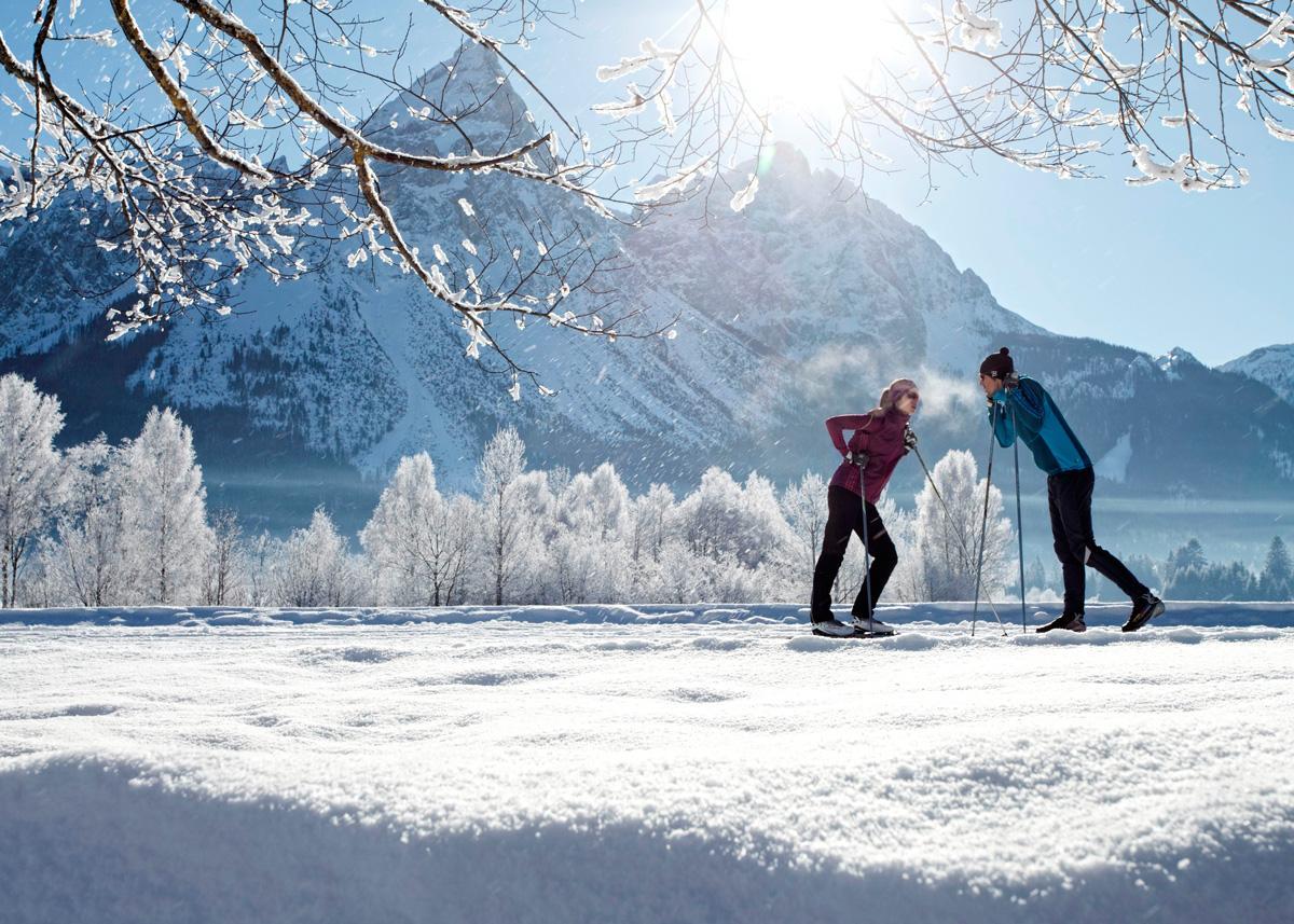 Gasthof Bergblick #Bildergalerie#Weißer Winter