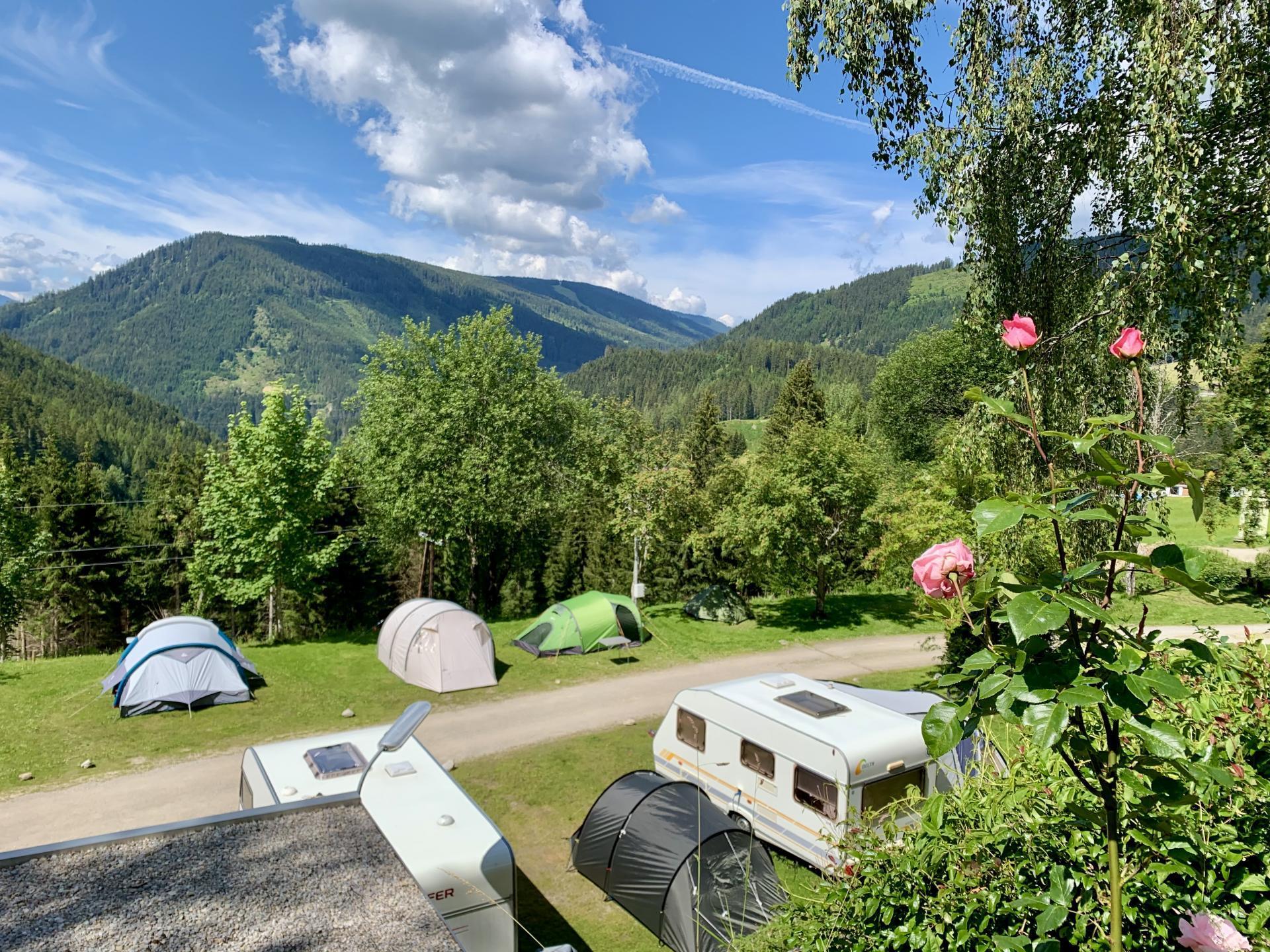 Camping Dachstein und Pension Gsenger #Bildergalerie#Camping