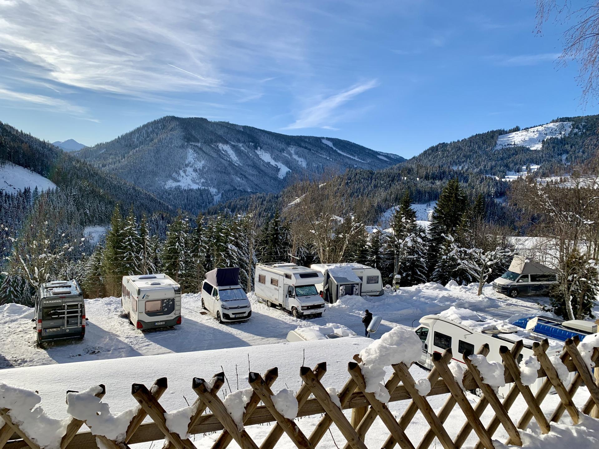 Camping Dachstein und Pension Gsenger #Willkommen#Camping