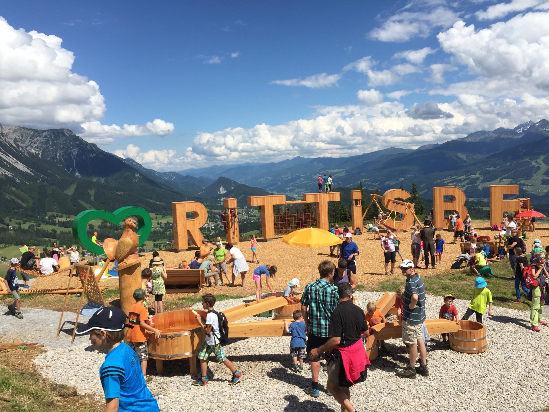 Camping Dachstein und Pension Gsenger #Bildergalerie#Aktivitäten