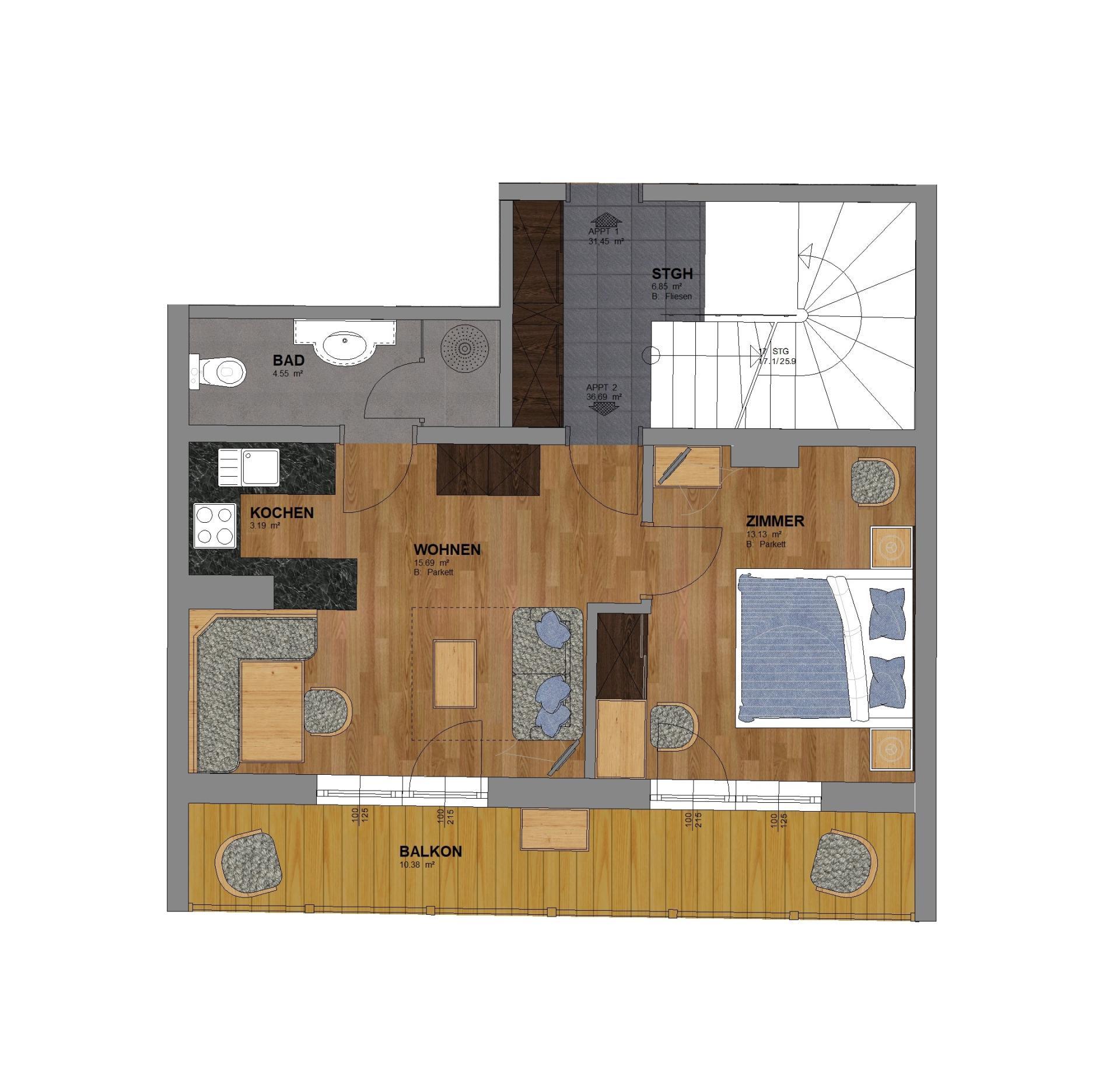 HAUS ERIKA apartments #Wohneinheiten#Sommer#Winter