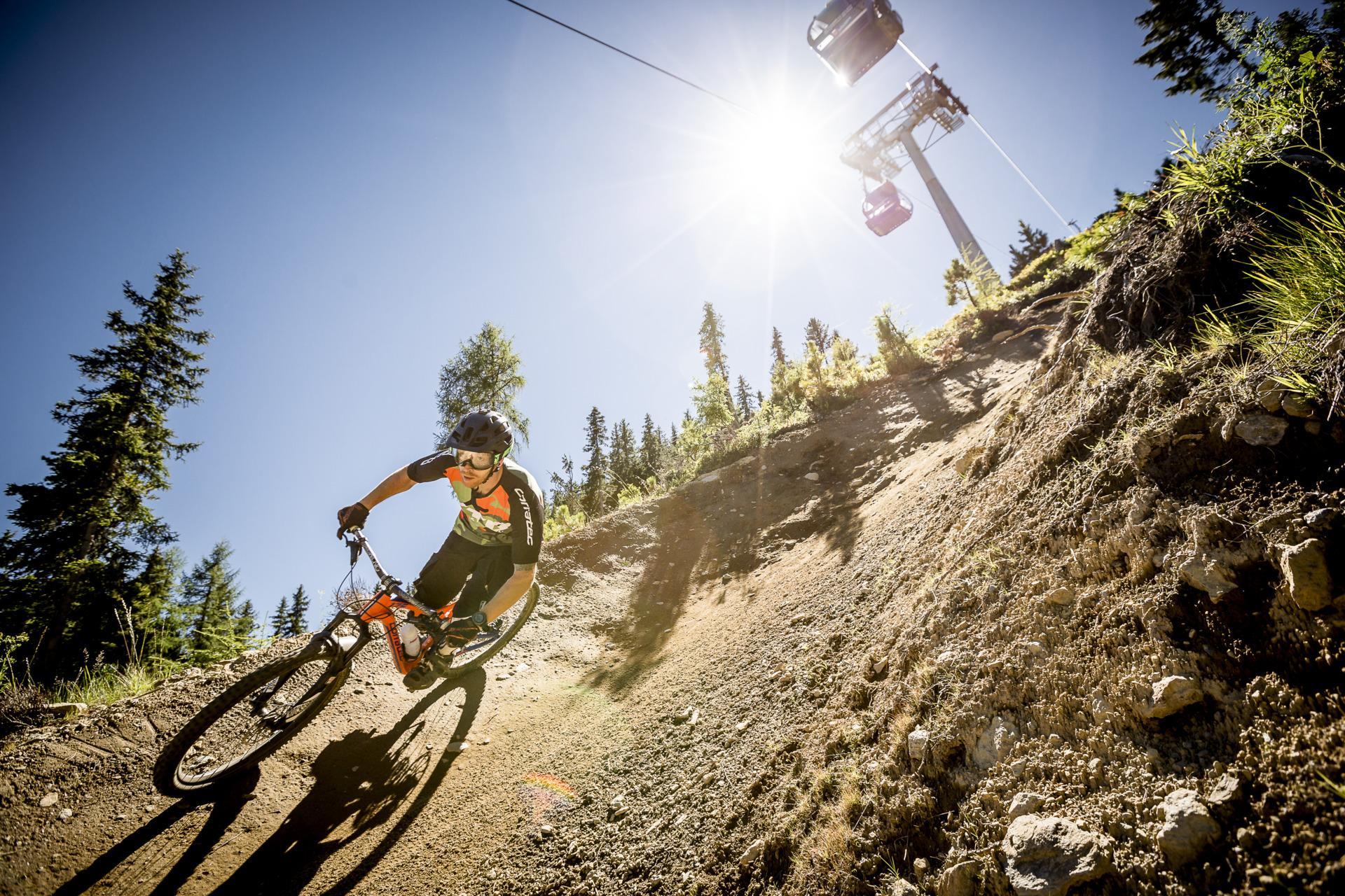 Radfahren im Ötztal I Mountainbiken im Ötztal