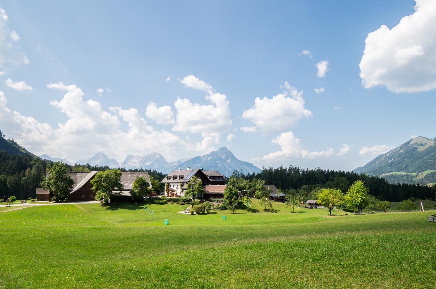 Familienbauernhof Grossgrub #Willkommen#Bildergalerie