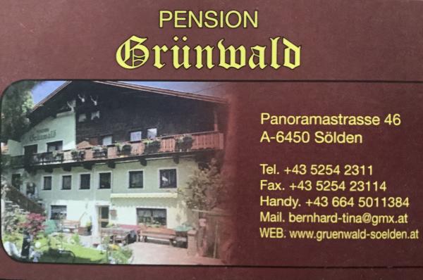 Pension Grünwald