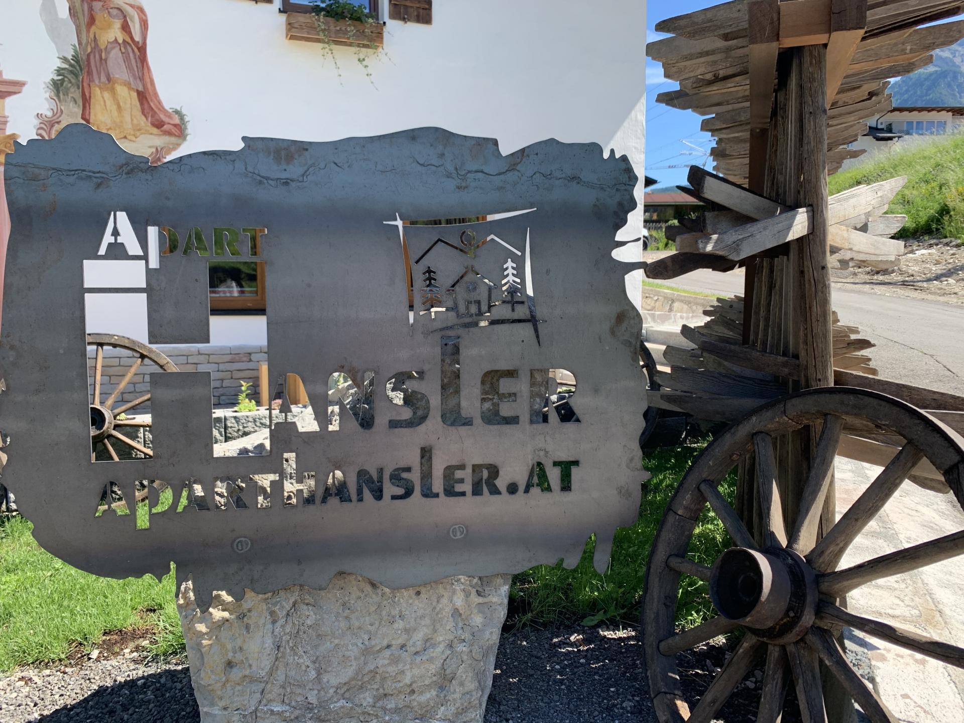 Apart Chalet Hansler #Willkommen#Bildergalerie