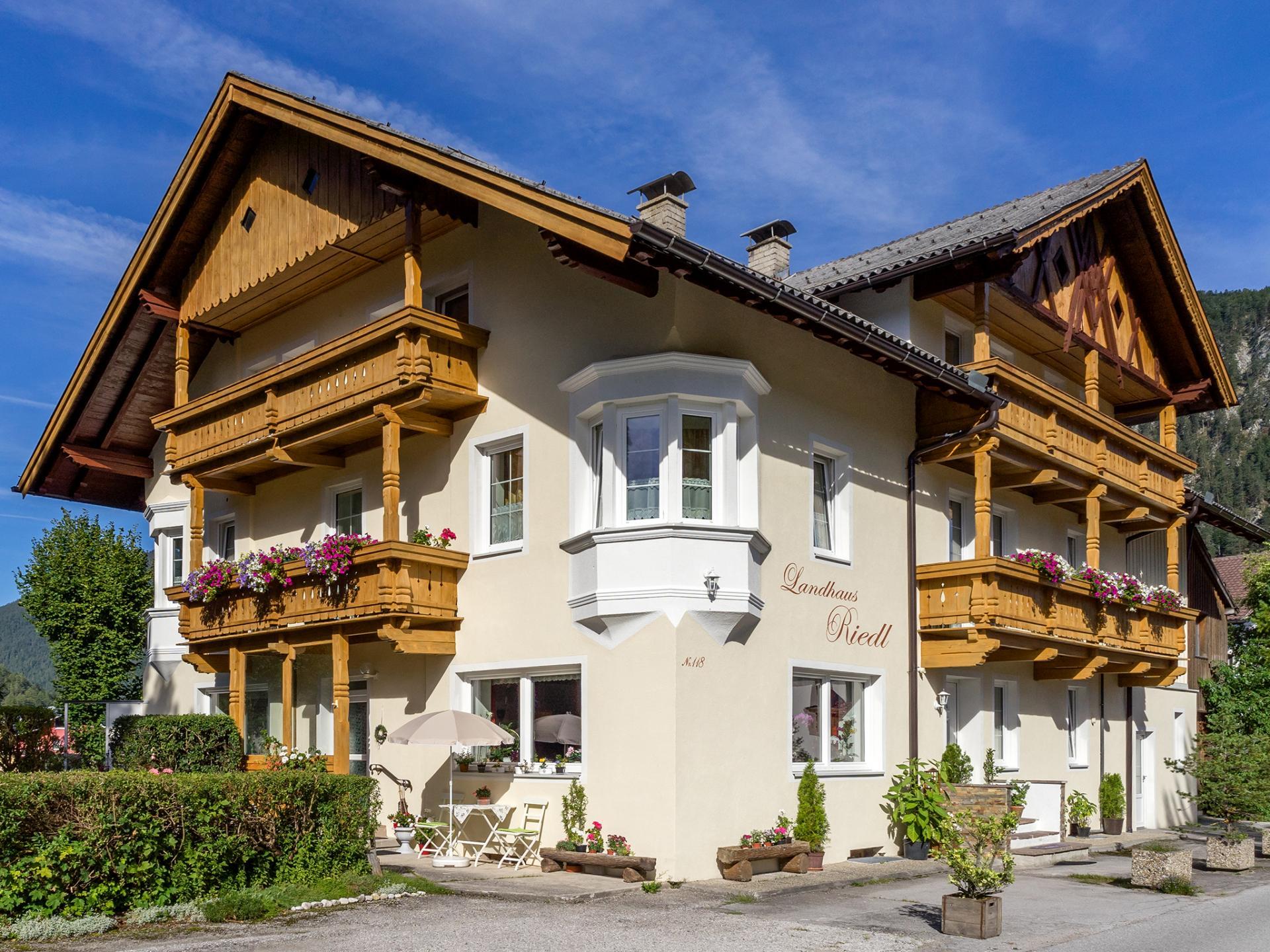 Landhaus Riedl #Willkommen