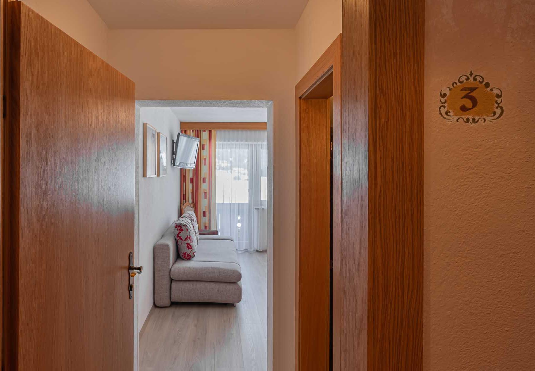 Bartlhof Doppelzimmer 3