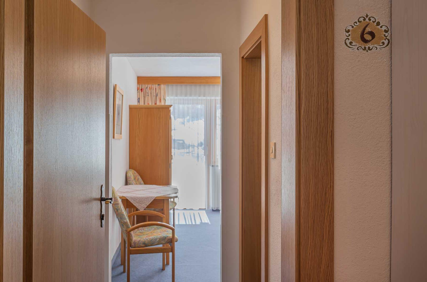 Bartlhof Doppelzimmer 6