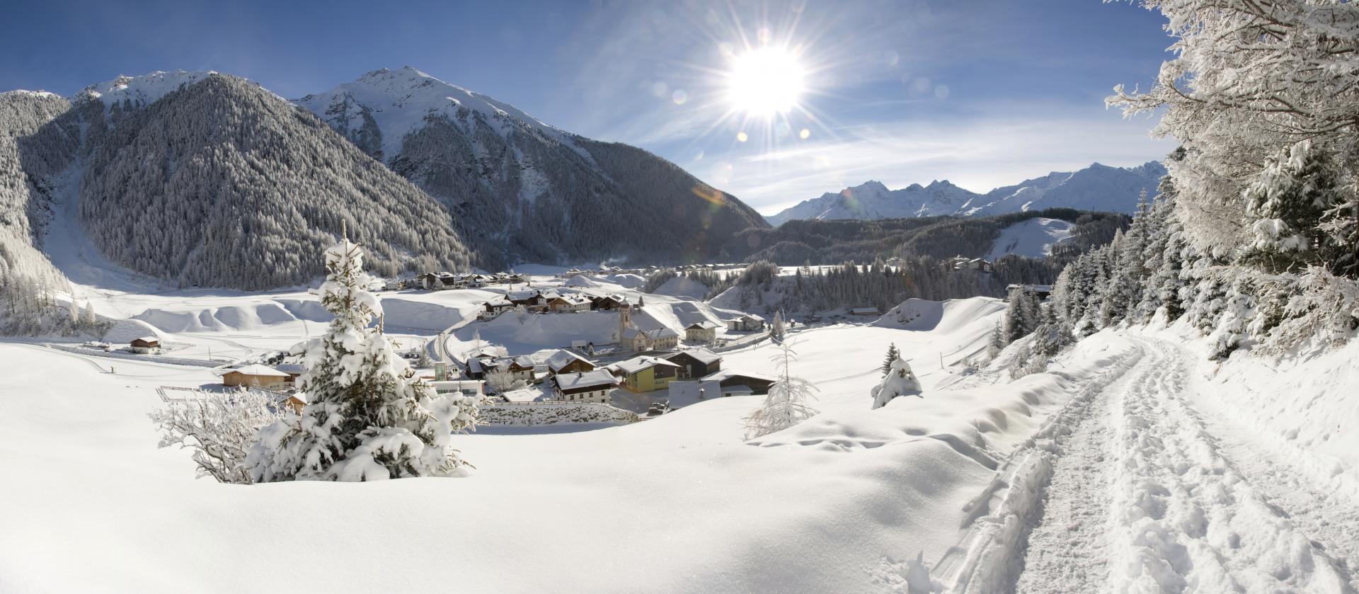 Appartement & Biobauernhof der Veitenhof #Winter#Bilder
