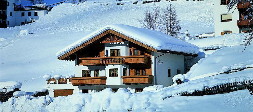 Haus Vogelweide #Willkommen#Winter