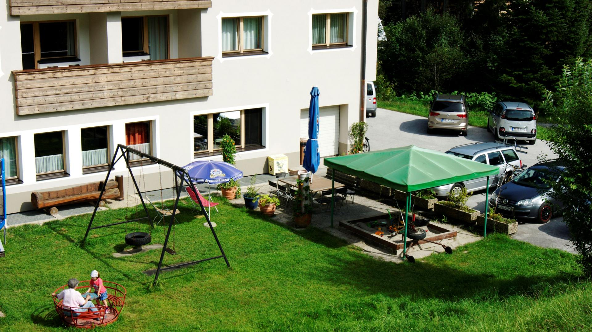 Haus am Wildbach #Bildergalerie#Sommer