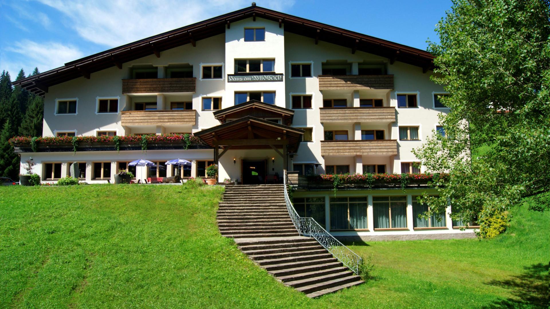 Haus am Wildbach #Willkommen#Bildergalerie#Sommer