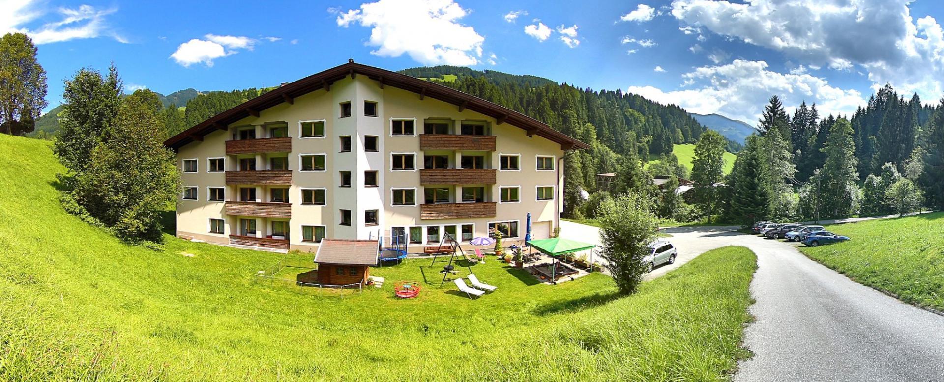 Haus am Wildbach #Bildergalerie#Sommer#Wildschönau Card