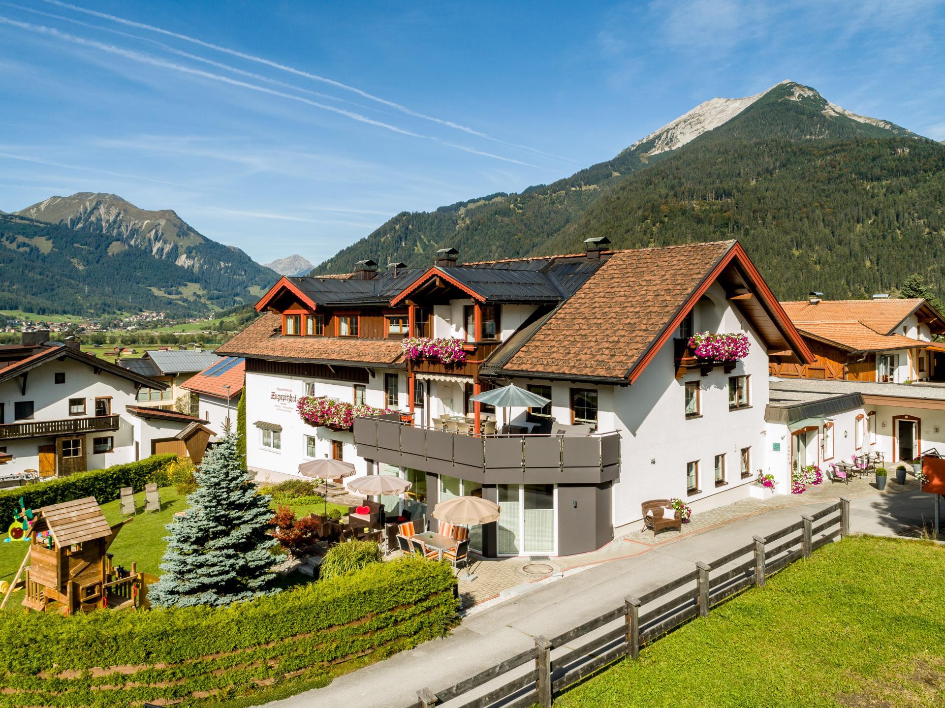 4 Sterne Zugspitzhof Ehrwald #Willkommen#Bildergalerie#Chronik