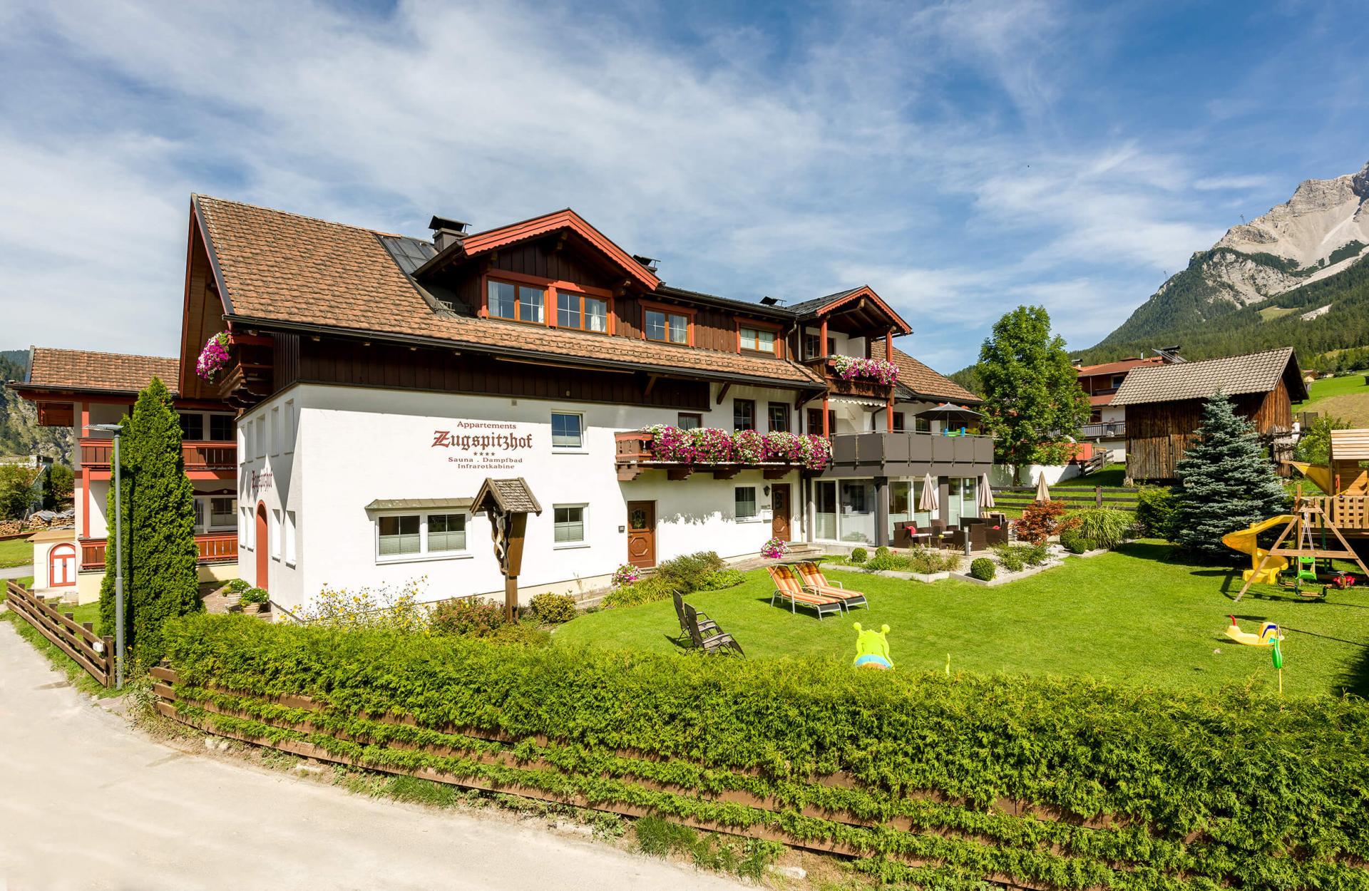4 Sterne Zugspitzhof Ehrwald #Willkommen#Bildergalerie