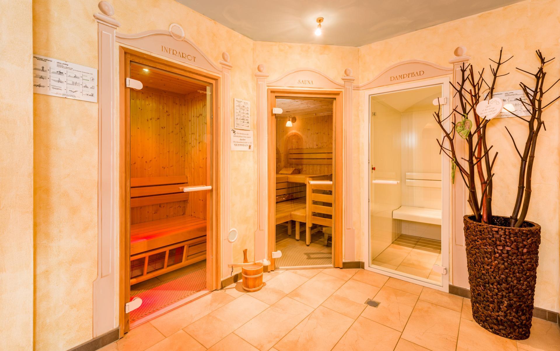 4 Sterne Zugspitzhof Ehrwald #Bildergalerie#Wellness
