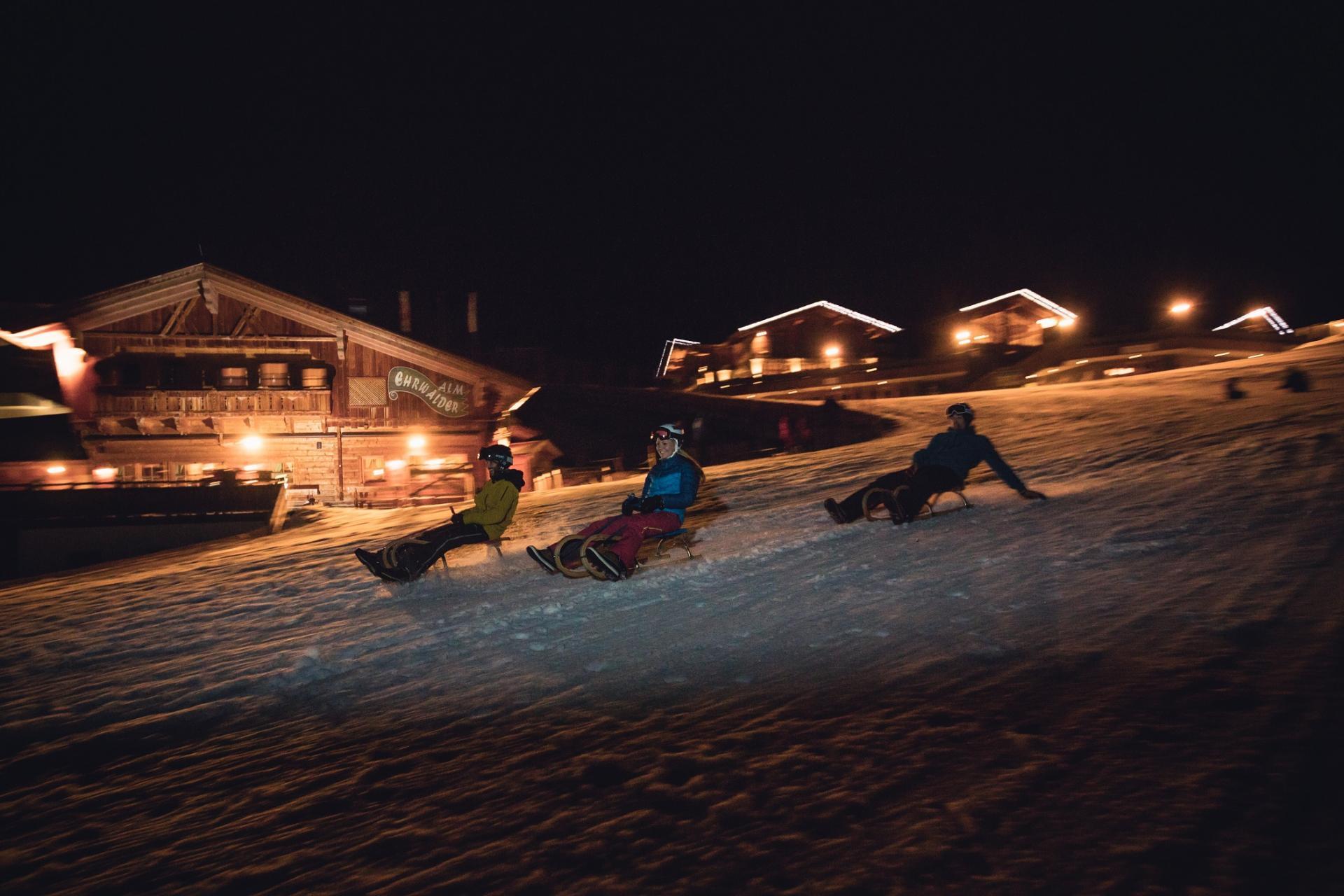 4 Sterne Zugspitzhof Ehrwald #Winter