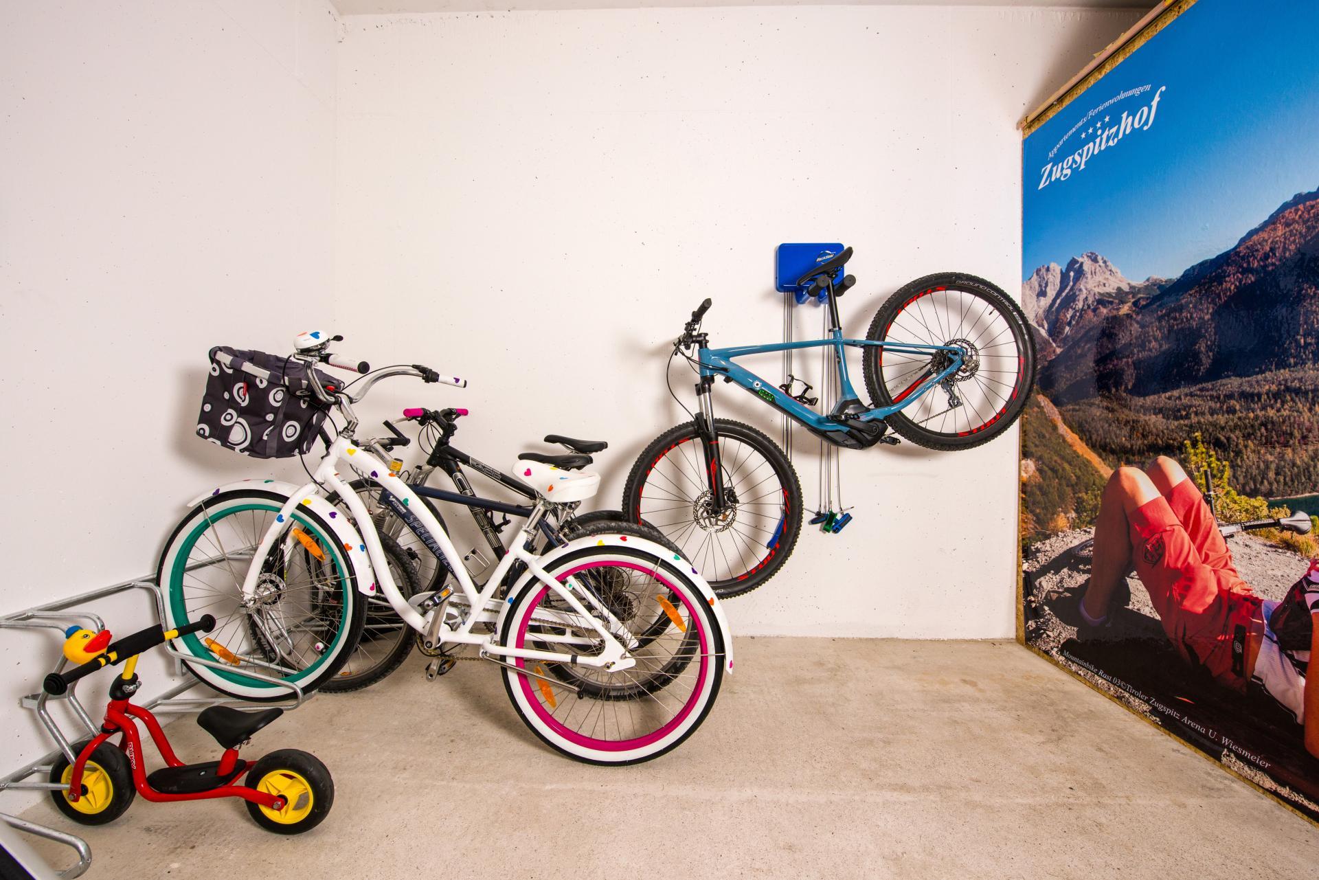 4 Sterne Zugspitzhof Ehrwald #Bildergalerie#Ausgezeichnetes Bikevergnügen