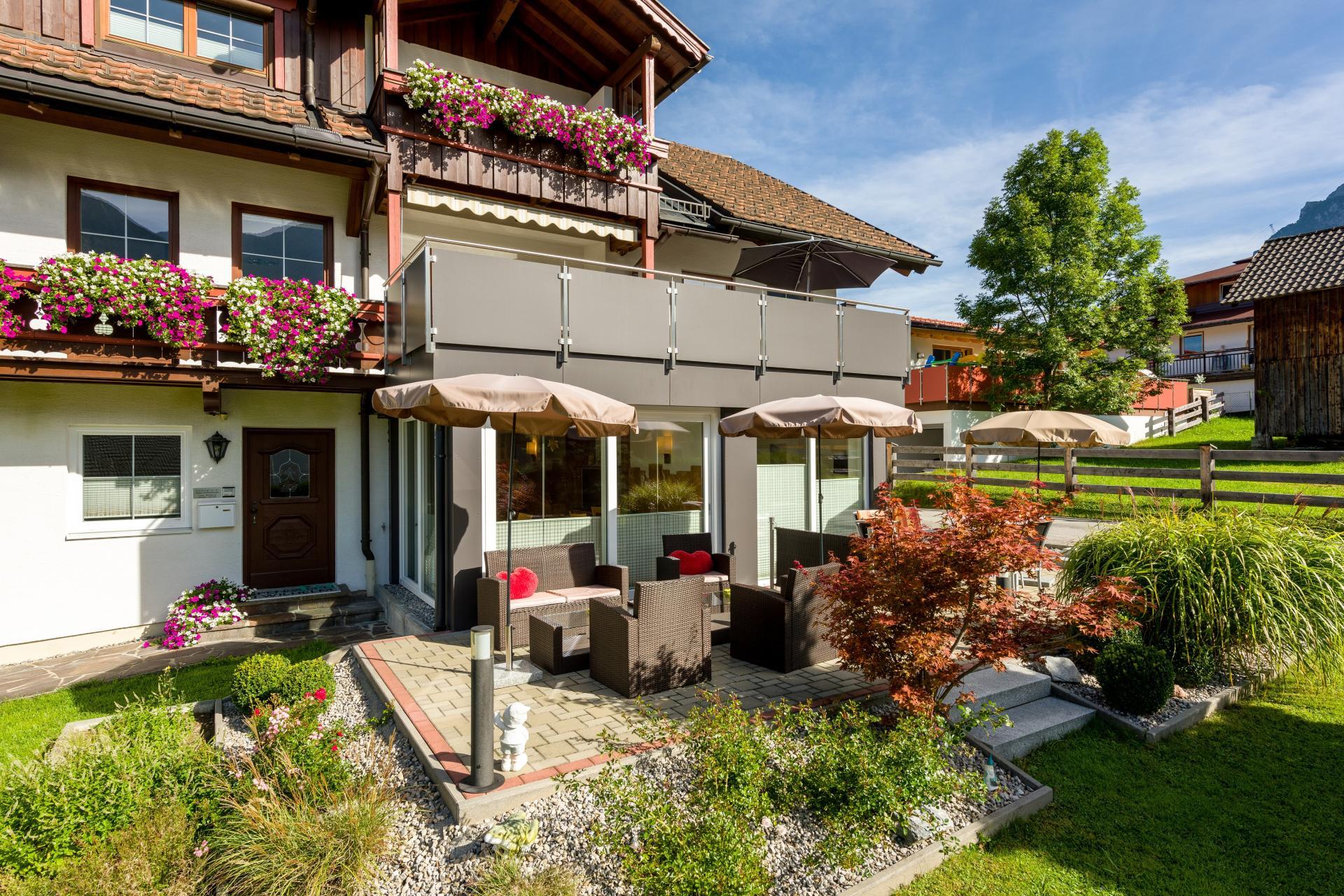 4 Sterne Zugspitzhof Ehrwald #Bildergalerie#Verpflegung#Sommer