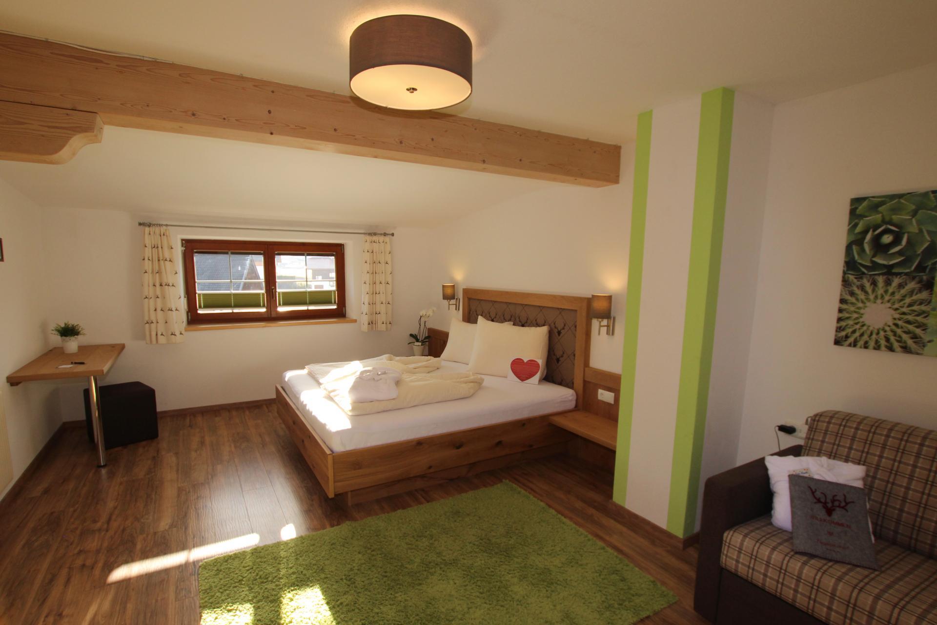 Seebensee - 2 Schlafzimmer